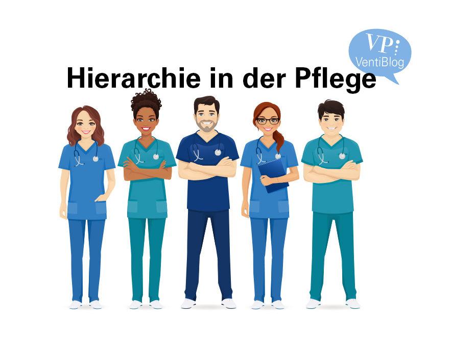 Ventiblog Hierarchie im Krankenhaus