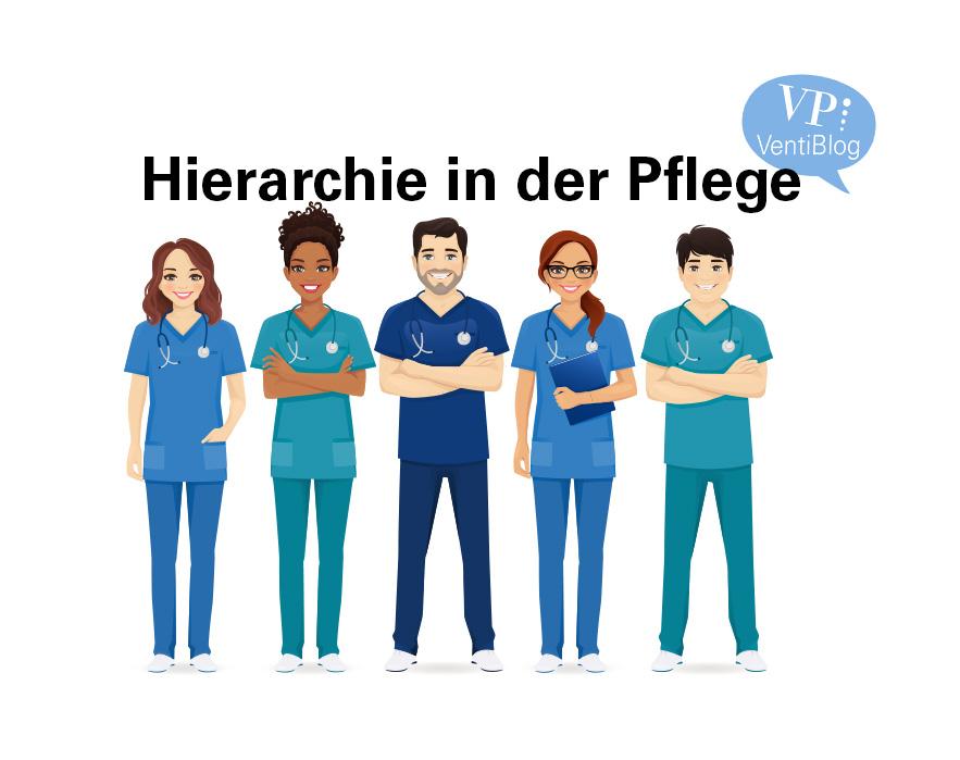 Hierarchie im Krankenhaus